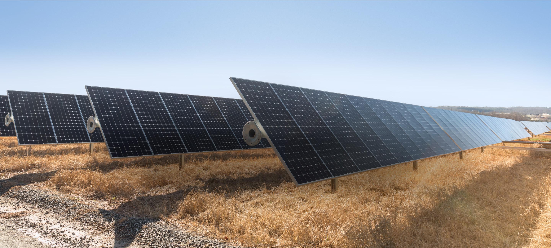 Painéis solares da Apple