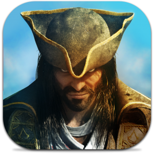 Ícone do jogo Assassin's Creed Pirates para iOS