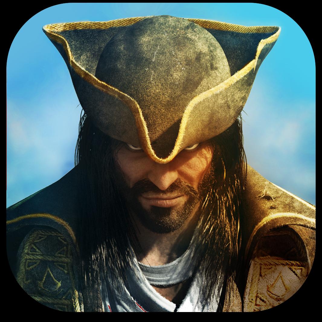 Ícone do jogo Assassin's Creed Pirates para iOS