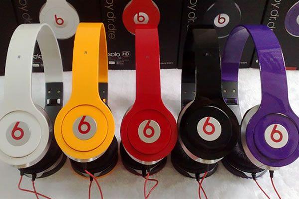 Fones falsificados da Beats