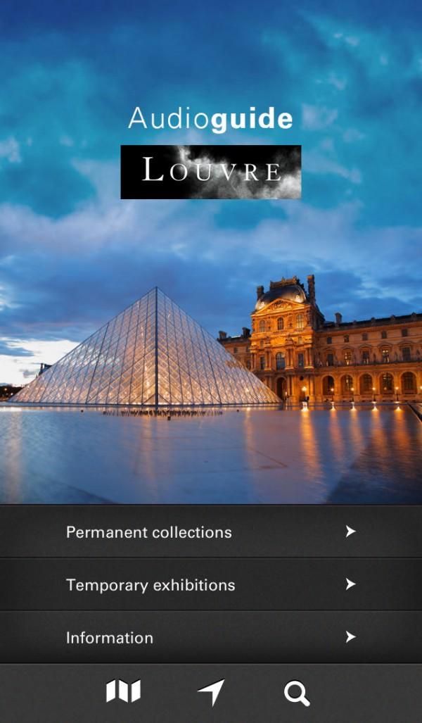 Louvre Audioguides