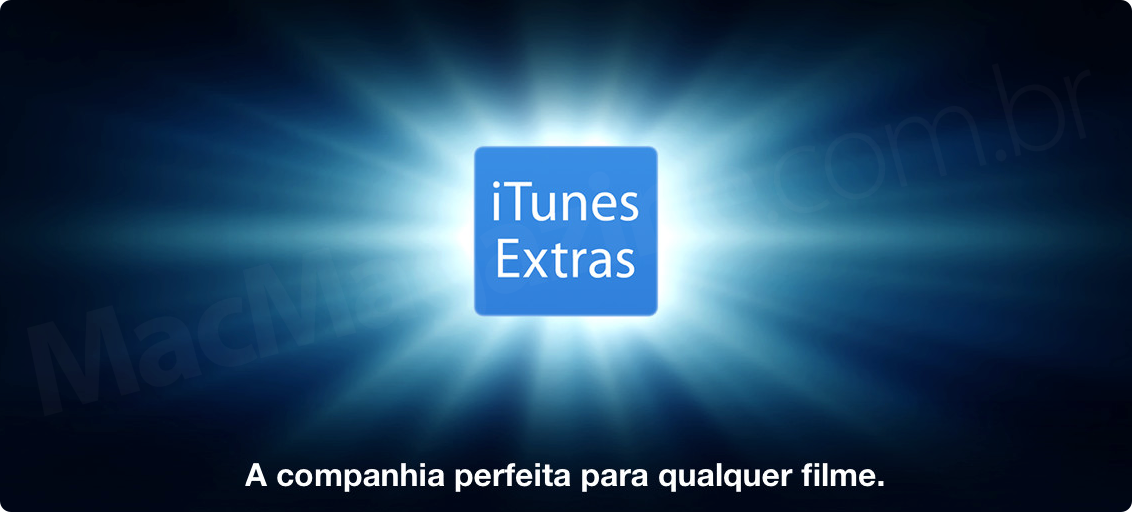Destaque - iTunes Extras