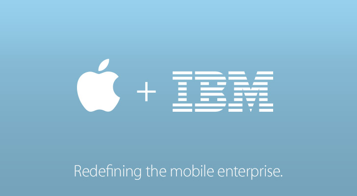 Parceria entre Apple e IBM