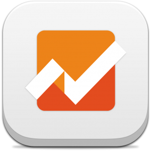 Ícone do app Google Analytics para iPhones/iPods touch
