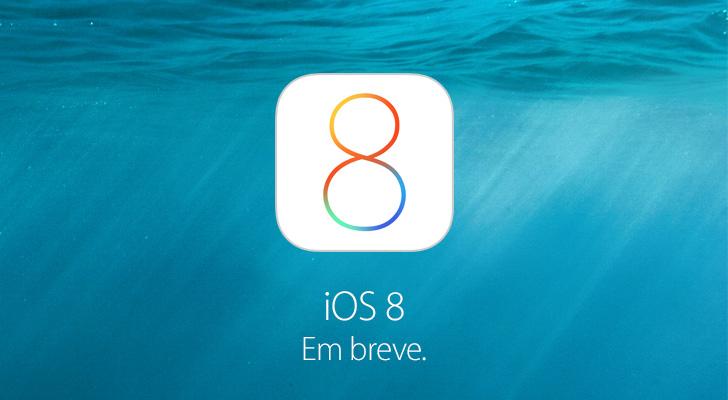 Banner do iOS 8