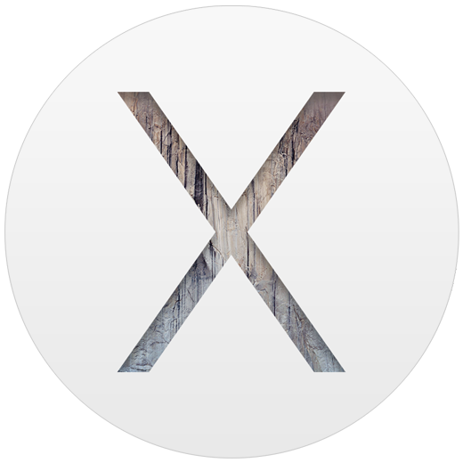 Logo do OS X Yosemite