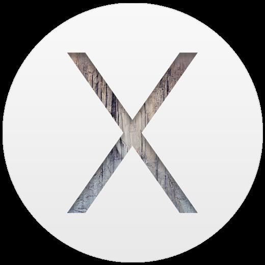 Logo do OS X Yosemite