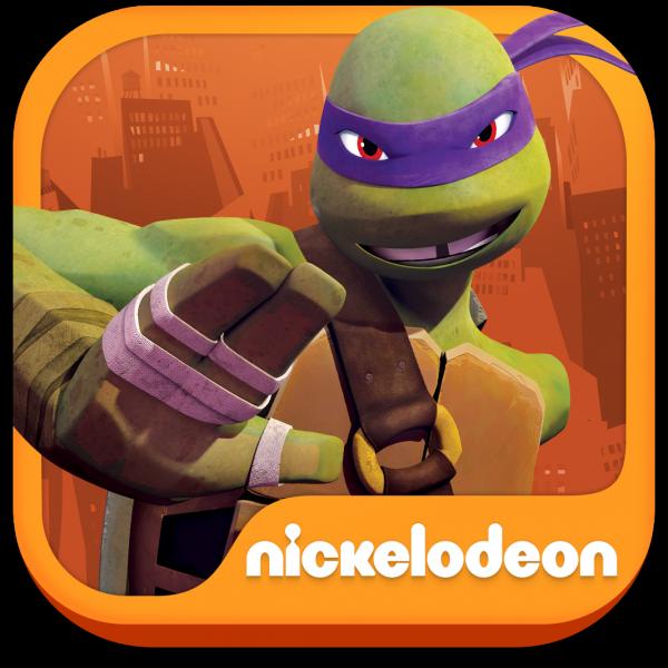 Ícone do jogo Tartarugas Ninjas para iOS
