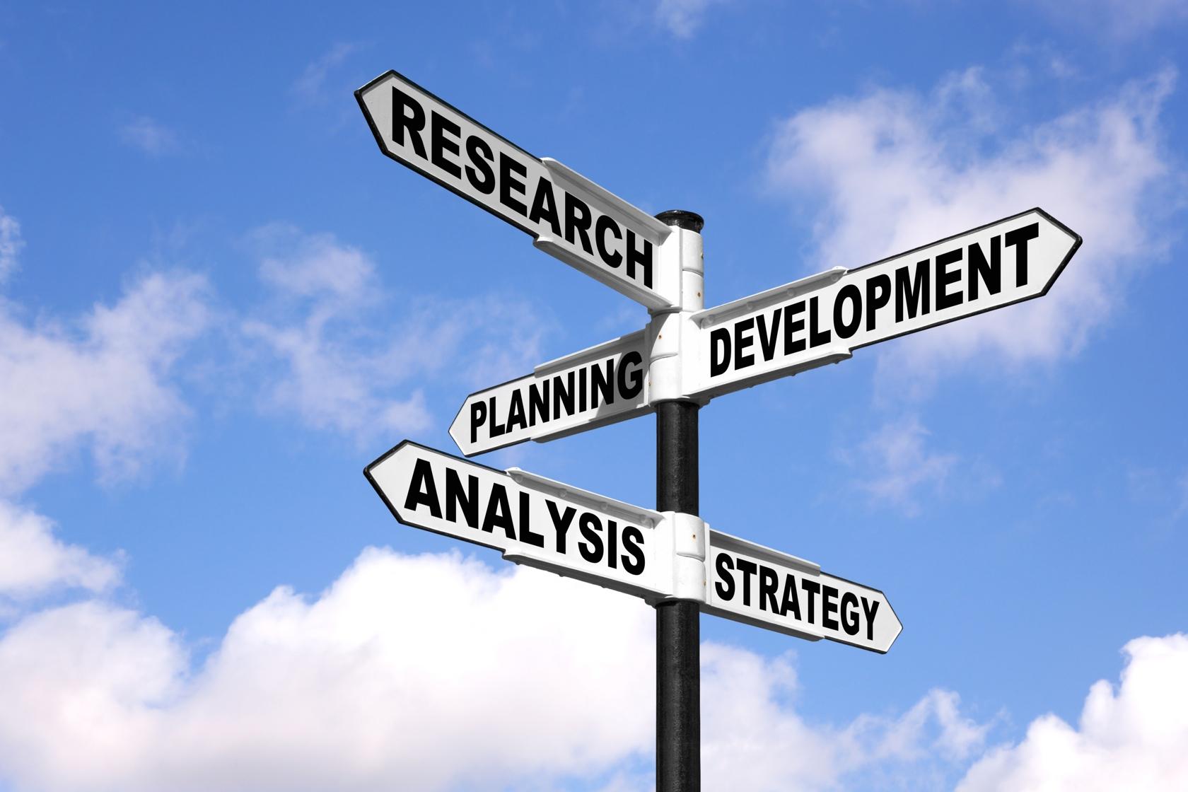 Pesquisa e desenvolvimento