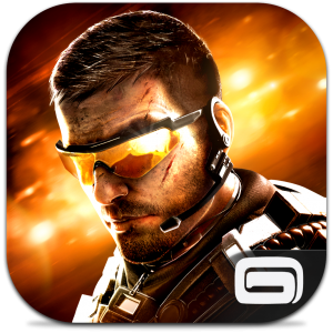 Ícone do jogo Modern Combat 5: Blackout para iOS