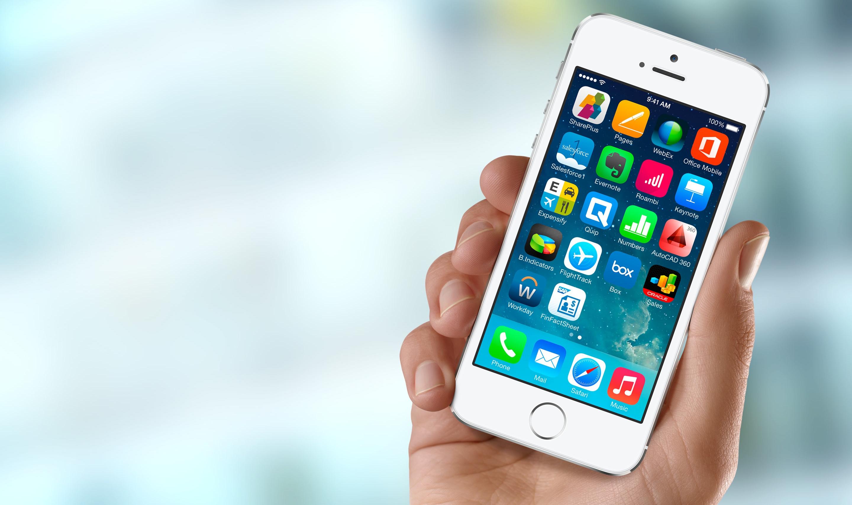 iPhone nos negócios