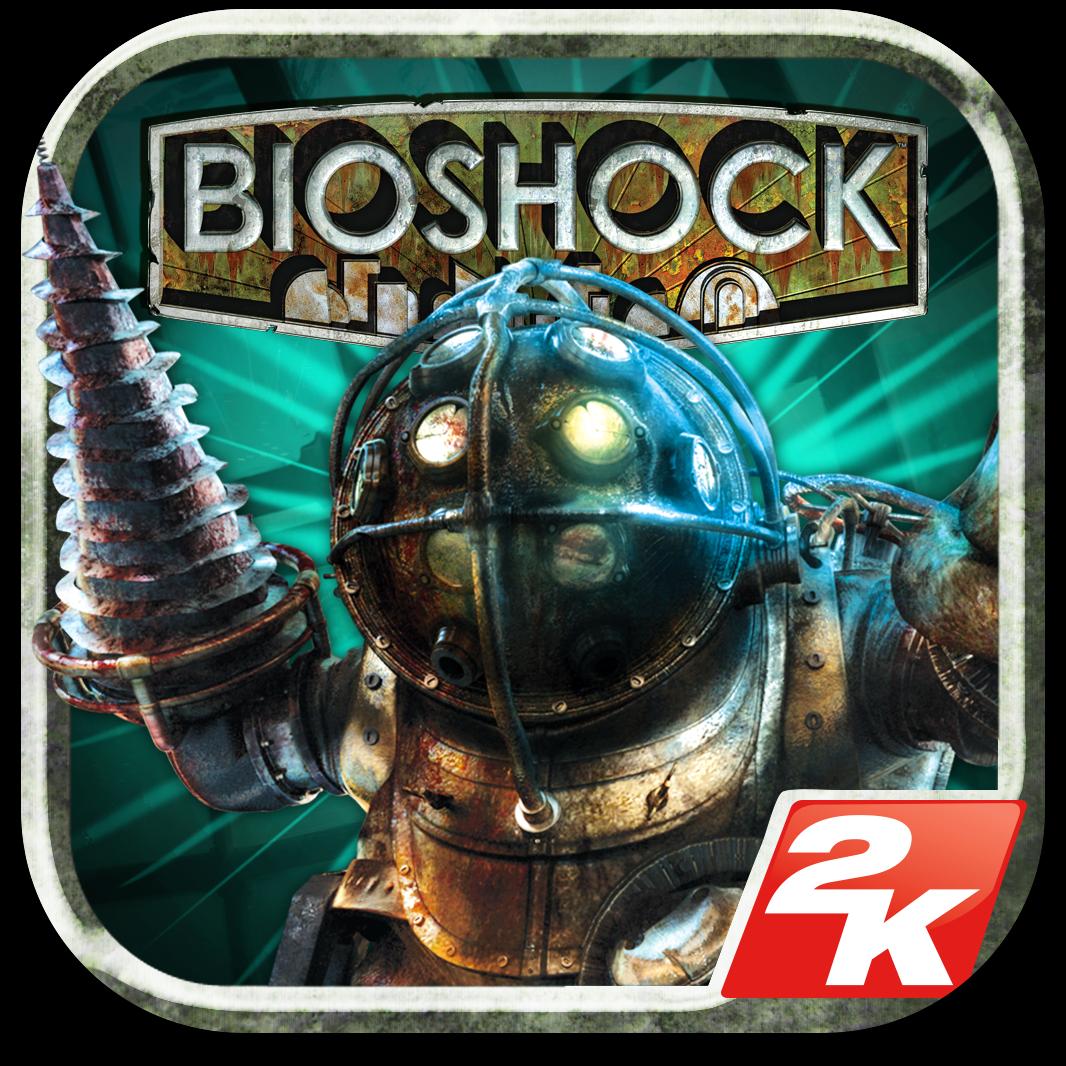 Ícone do jogo Bioshock para iOS