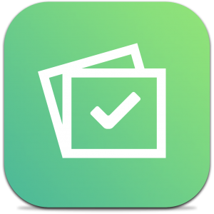 Ícone do app Overswipe para iPhones/iPods touch