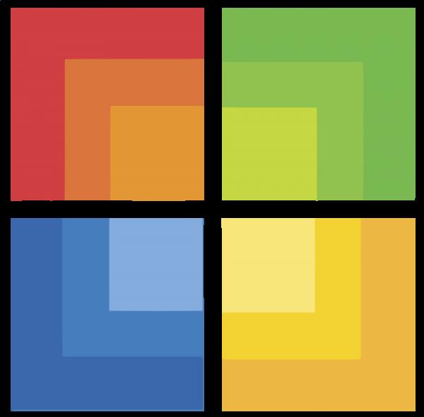 Logo da Microsoft Store