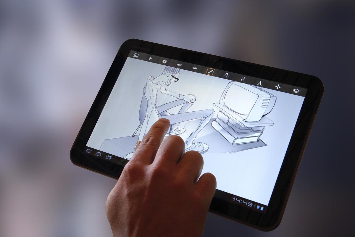 App SketchBook Pro