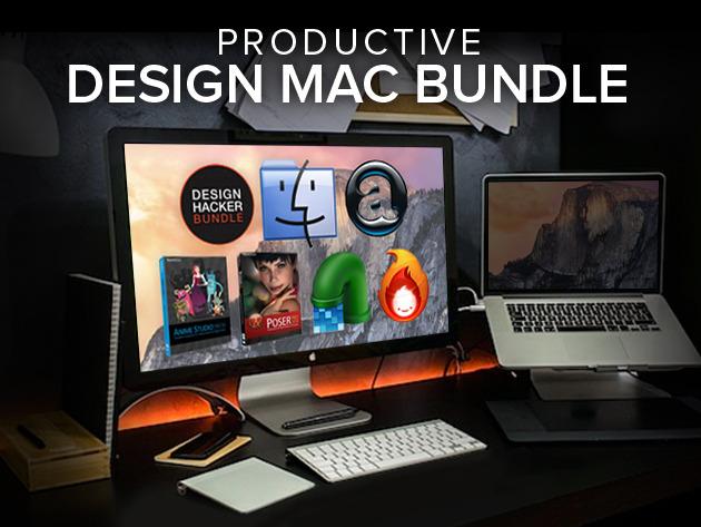 The Productive Design Mac Bundle