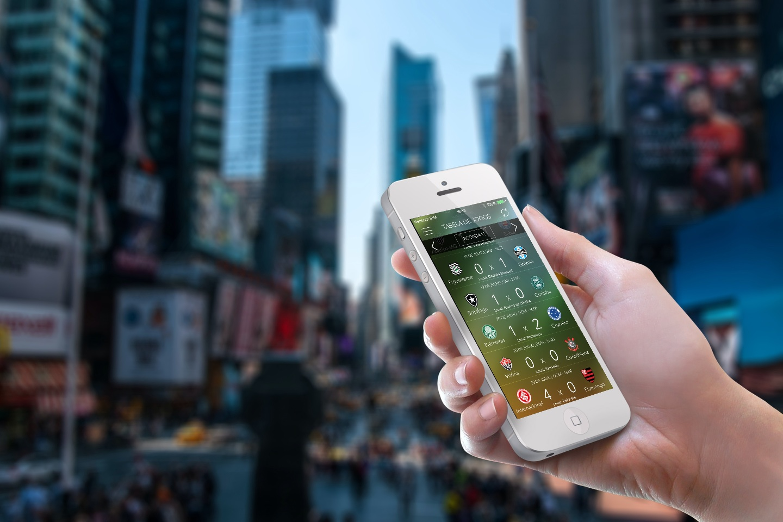 App Brasileirão Pro 2014 para iPhones/iPods touch