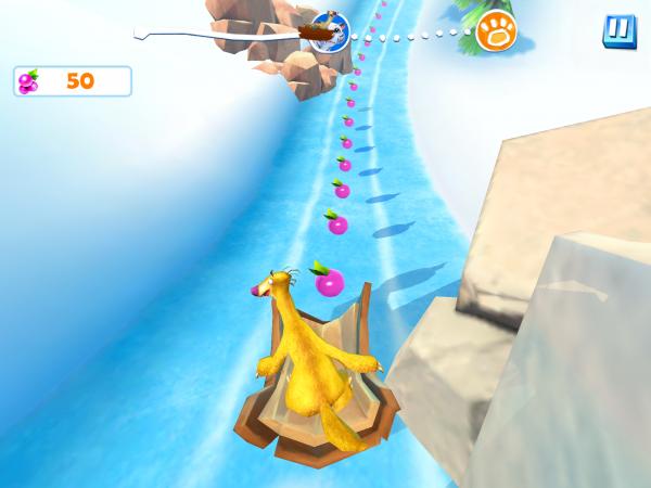 A Era do Gelo Aventuras - Screenshot