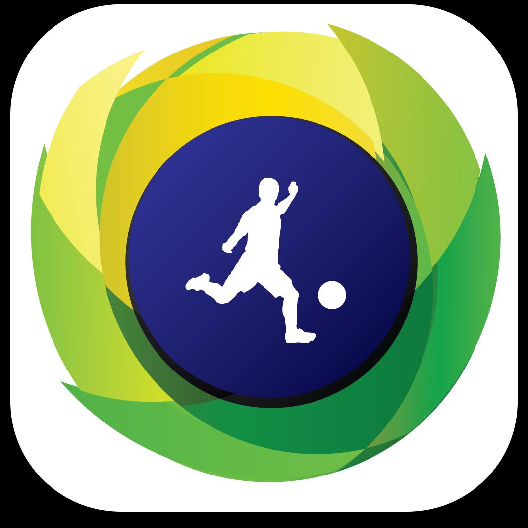Ícone do app Brasileirão Pro 2014 para iPhones/iPods touch