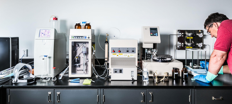Teste de toxinas em produtos Apple