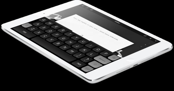 Tom Hanks (sim, o ator) lança app que simula uma máquina de escrever em iPads