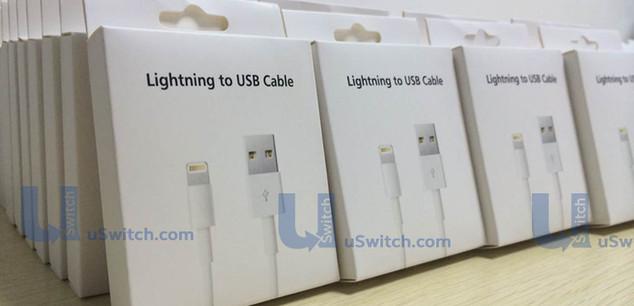 Suposto novo cabo USB reversível, da Apple