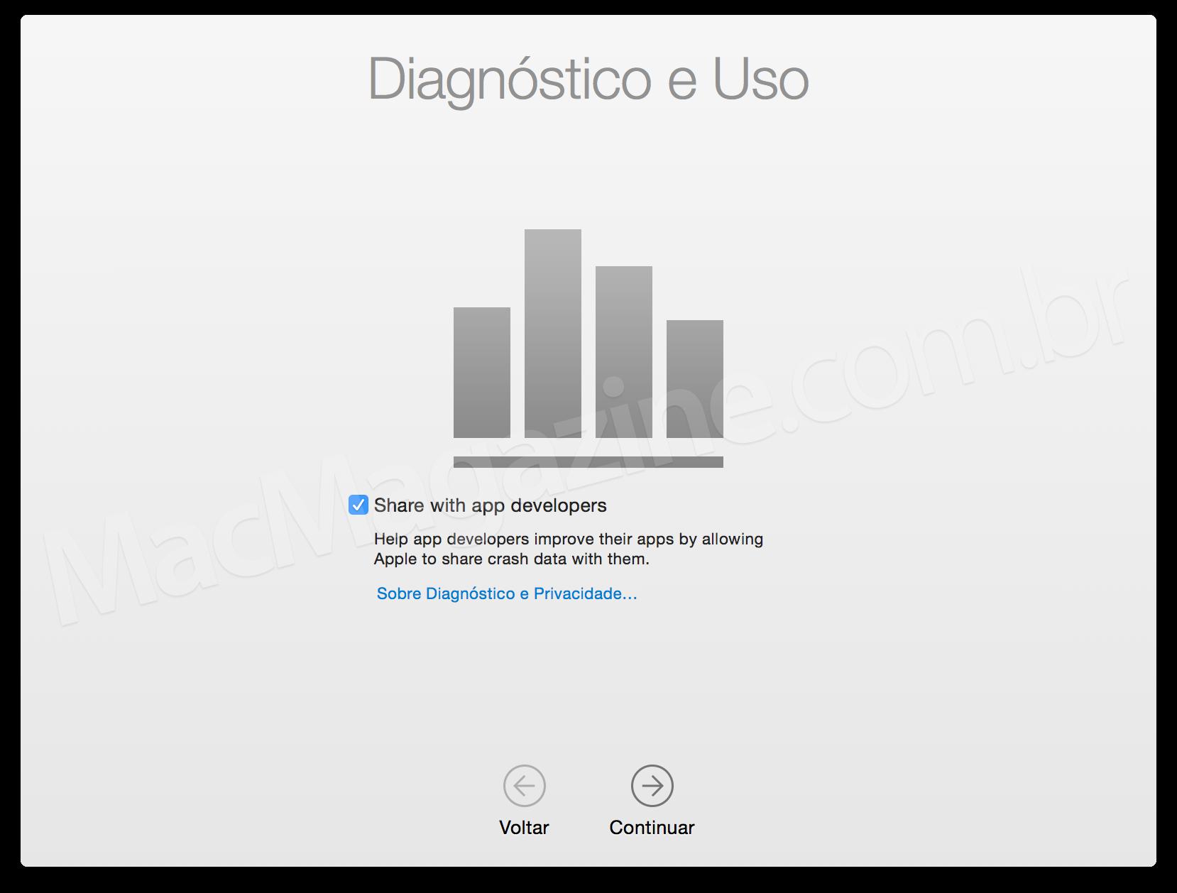 Diagnóstico e uso