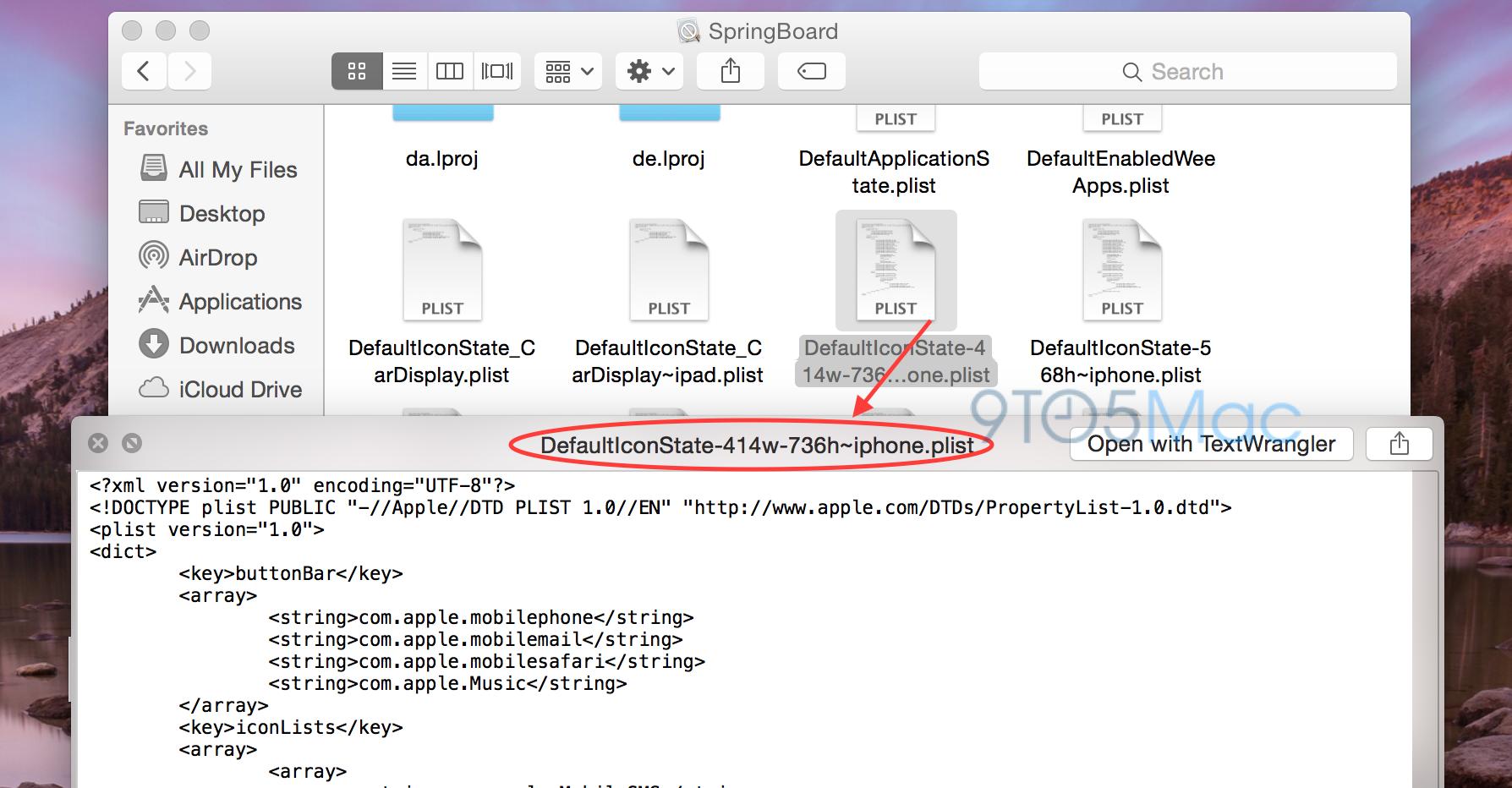 Nova resolução - SDK do iOS