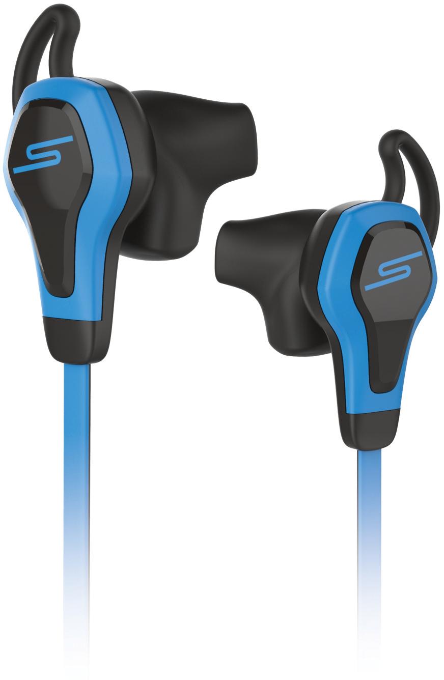 Intel - SMS Audio BioSport In-Ear Headphones