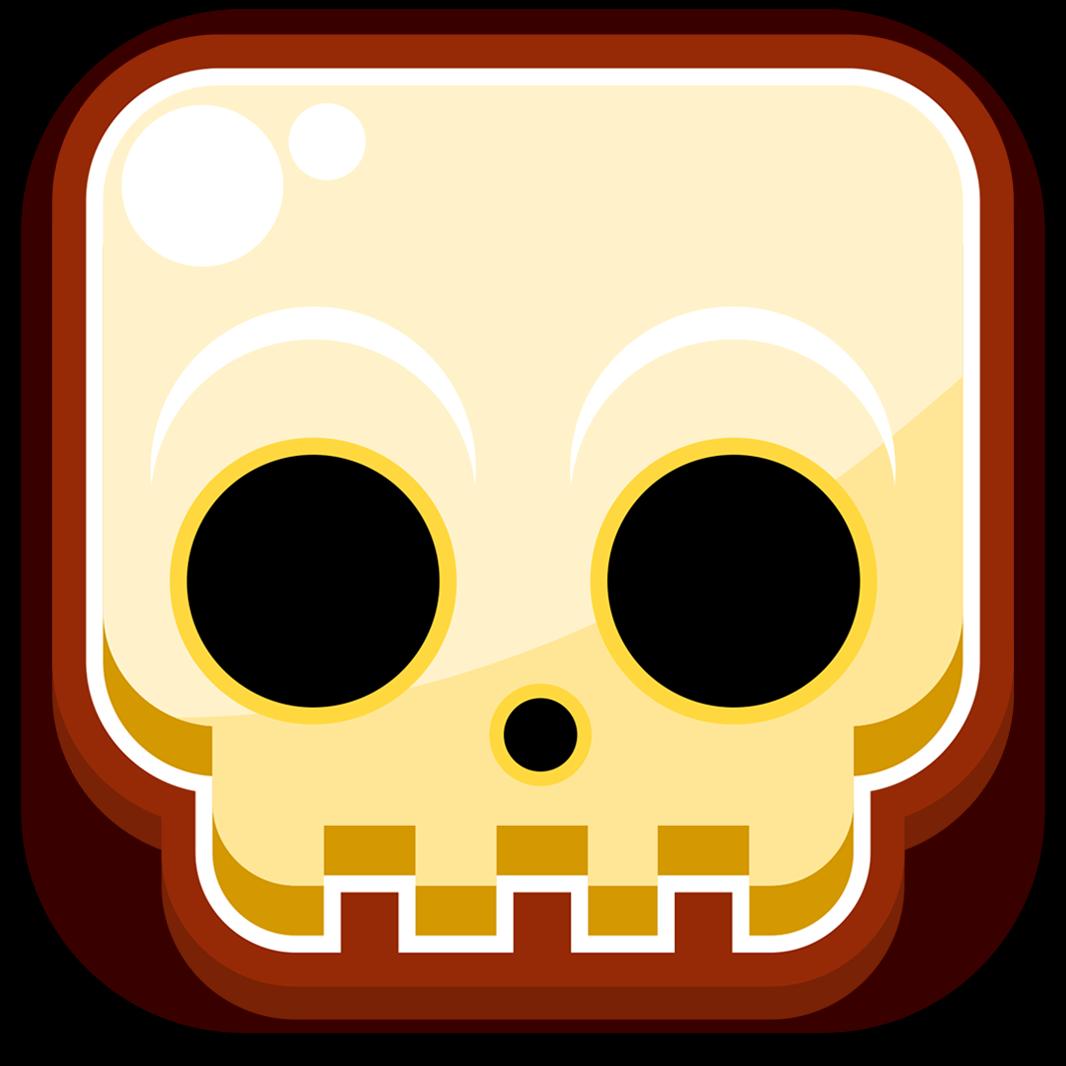 Ícone do jogo Trap Raider para iOS
