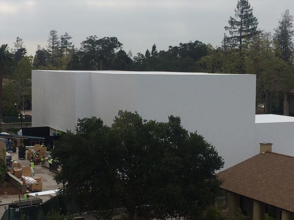 Local do evento da Apple
