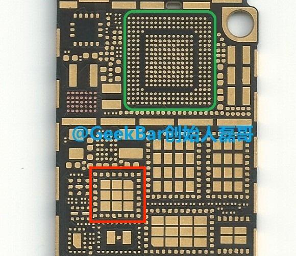 Possível chip NFC no iPhone 6