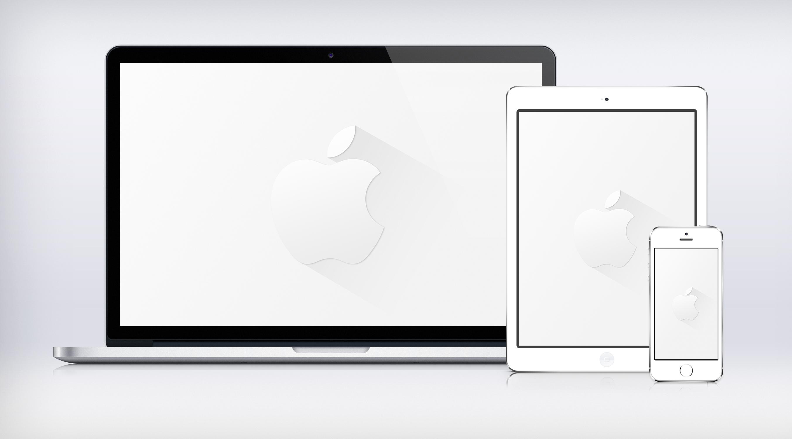 Wallpaper para o evento da Apple