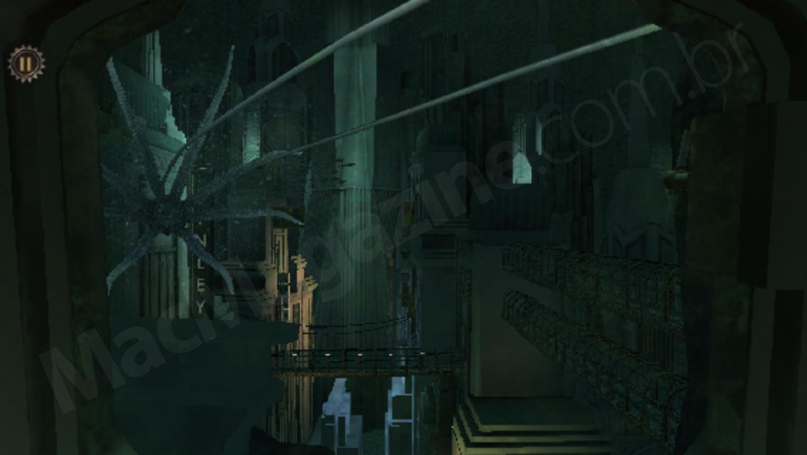 Jogo Bioshock para iOS