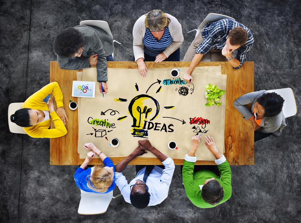 Ideias em uma startup