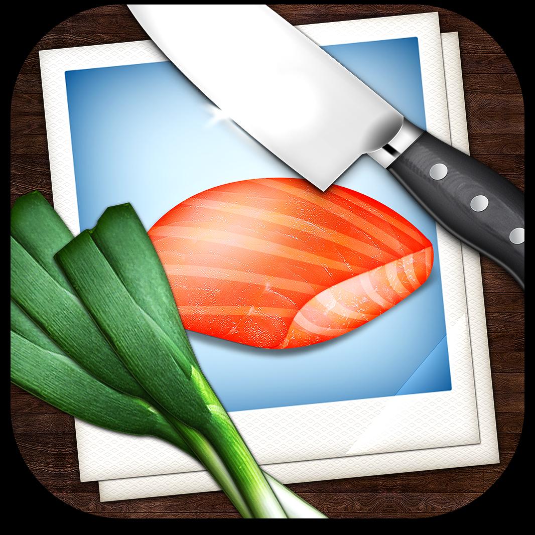 Ícone do app Foto-Receitas para iOS
