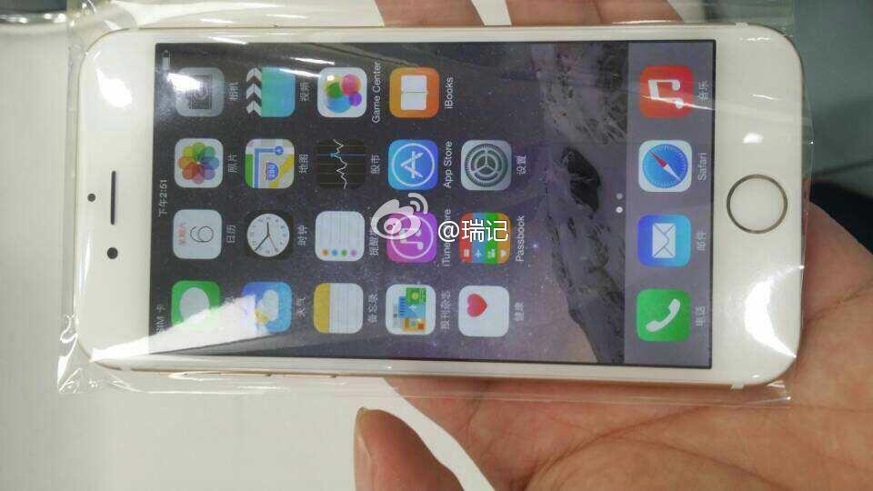 """iPhone 6"""