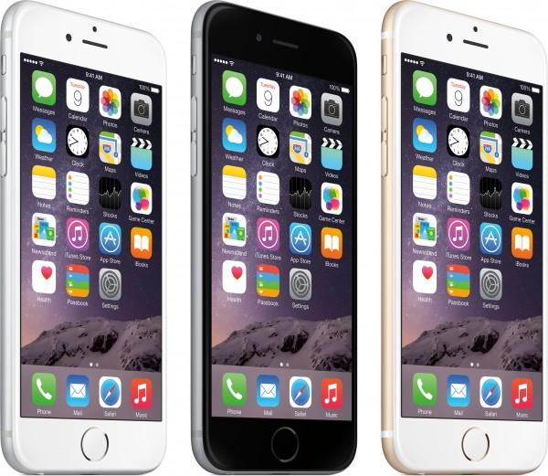 Apple vendeu 4 milhões de iPhones 6 e 6 Plus em apenas 24 horas!