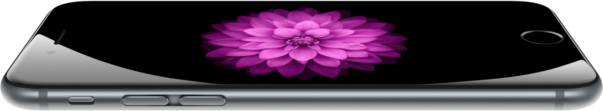 iPhone 6 deitado