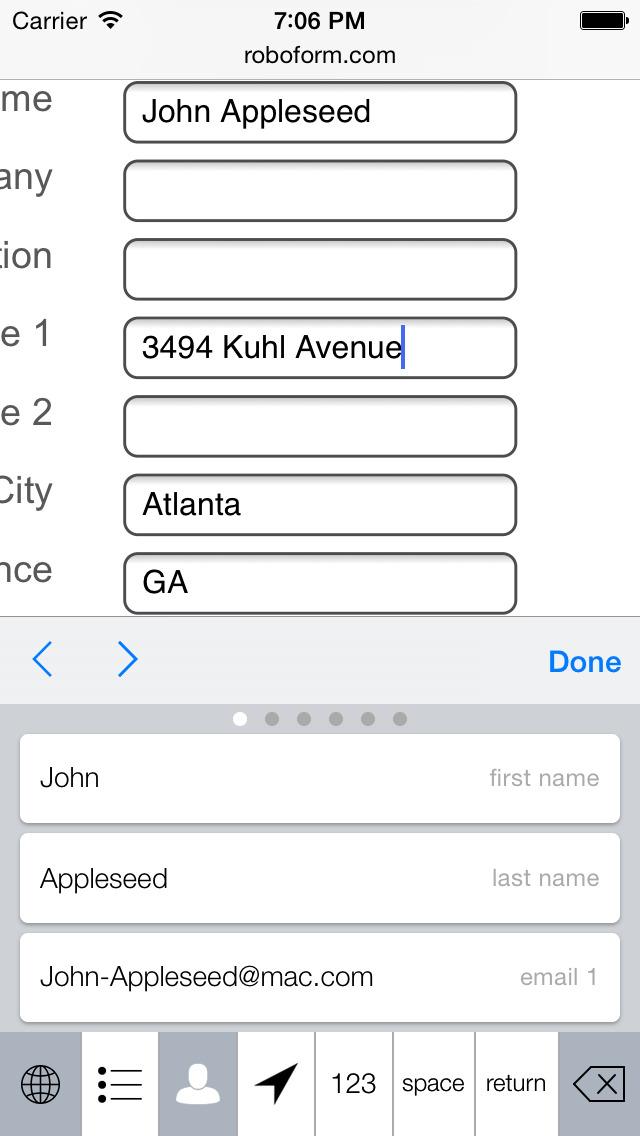 Teclado KuaiBoard para iOS