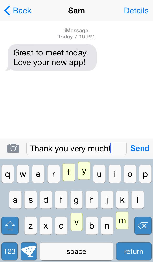 Teclado TextExpander 3 para iOS