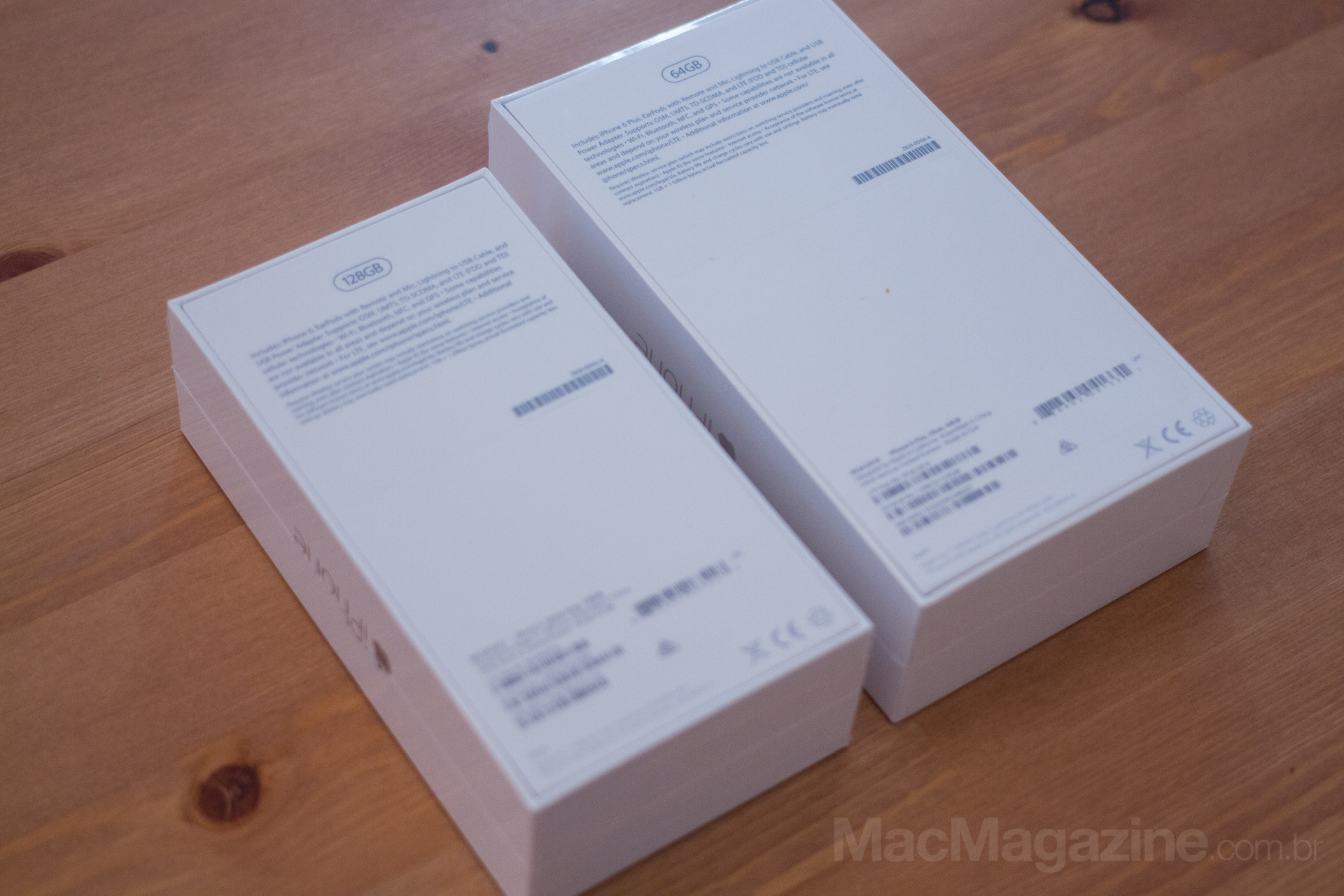 iPhones 6 (by MacMagazine)
