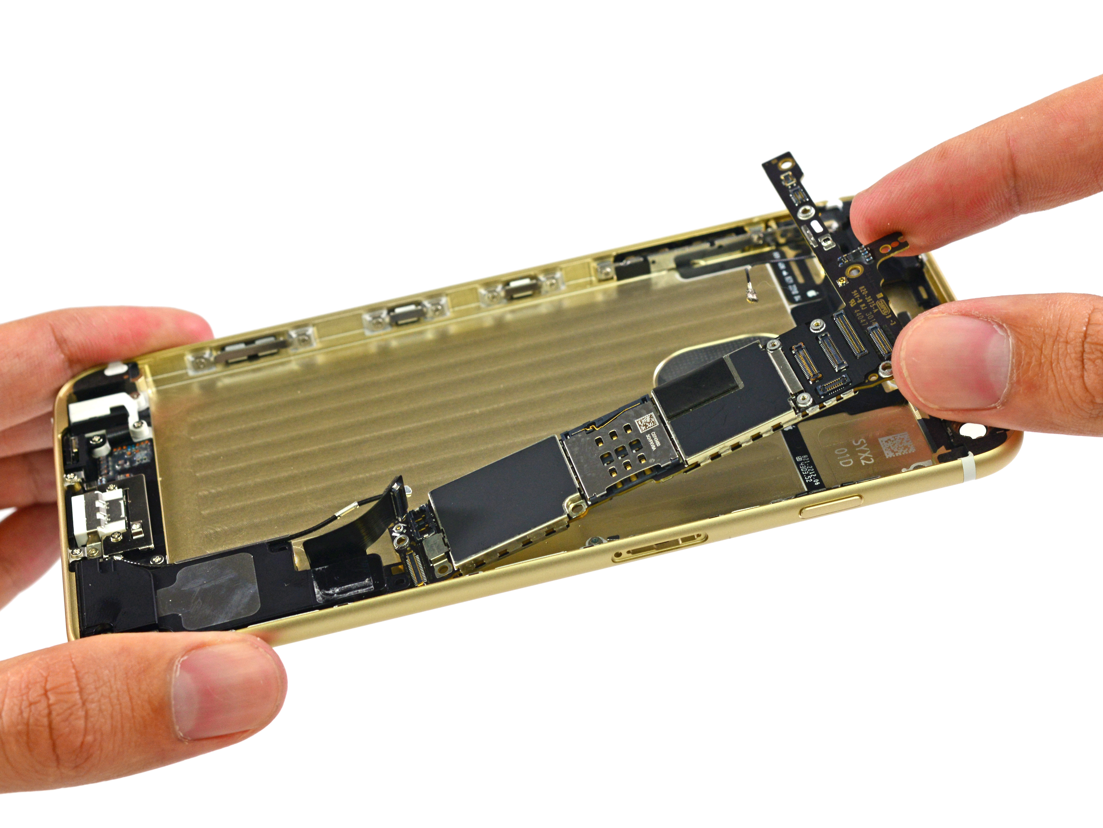 iFixit desmonta iPhone 6 Plus