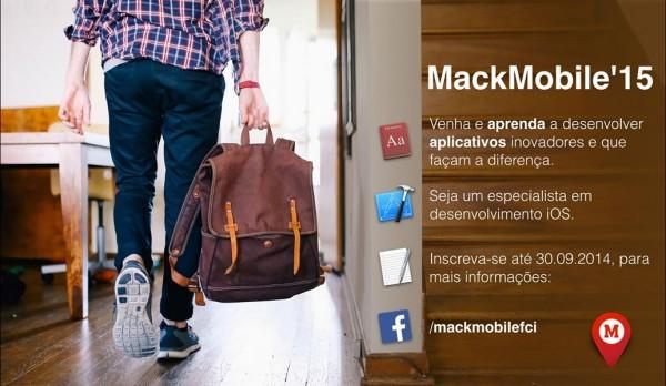 ↪ Oportunidade: inscreva-se no programa da Apple de desenvolvimento para iOS na Mackenzie