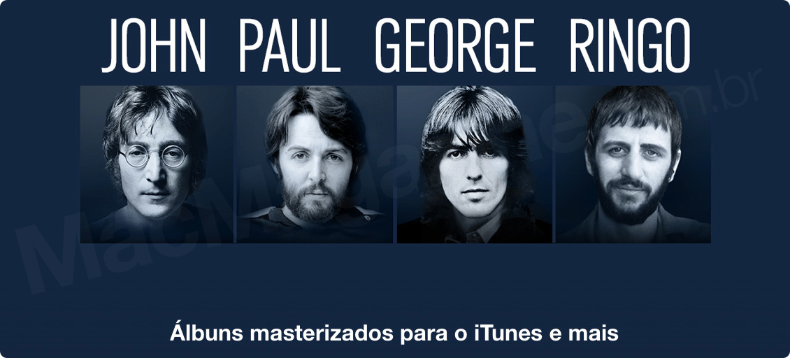 "Destaque - ""4: John Paul George Ringo"""