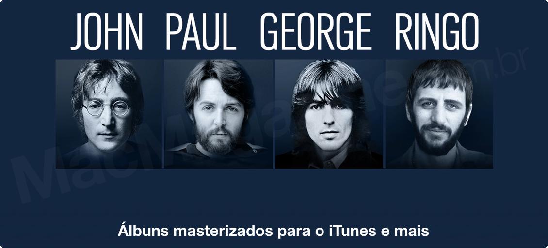 """Destaque - """"4: John Paul George Ringo"""""""
