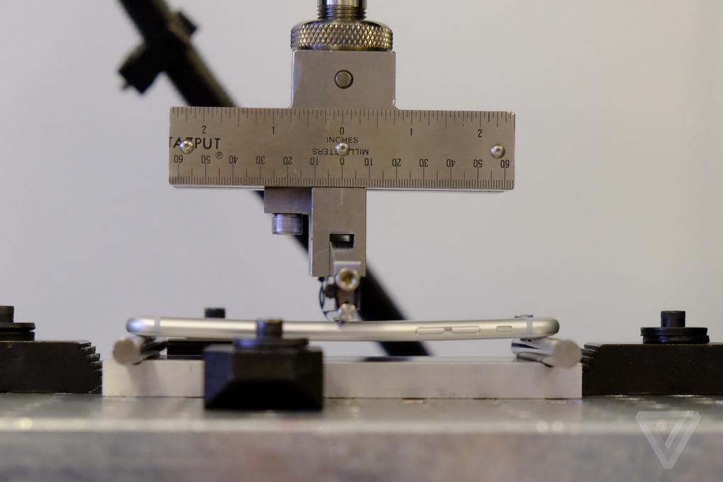 Laboratório onde a Apple testa seus produtos