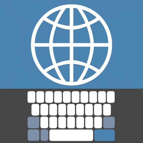 ícone - Translator Keyboard