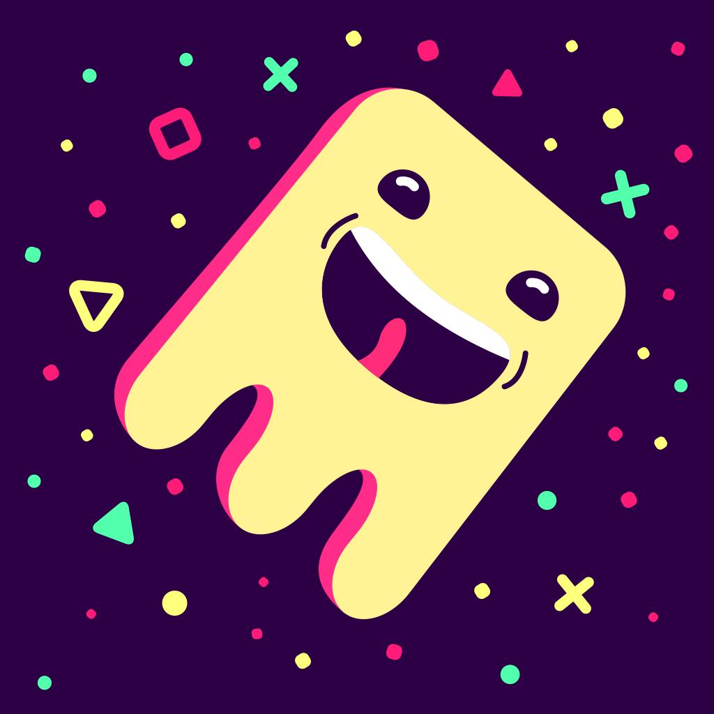 Ícone do jogo JELLIES! para iOS