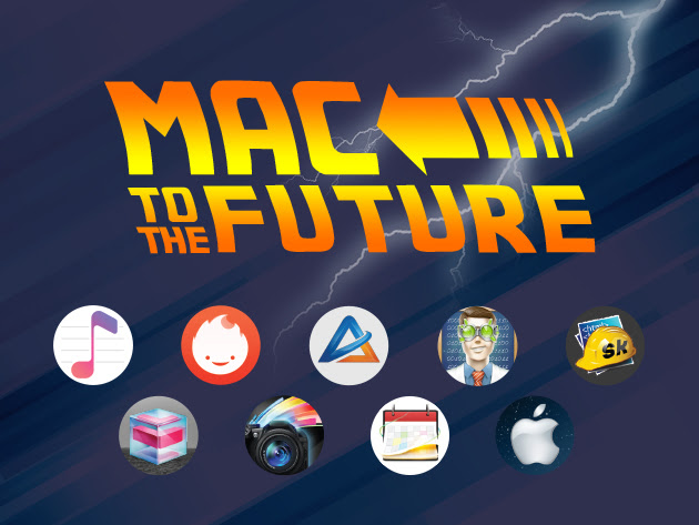 The Mac To The Future Bundle